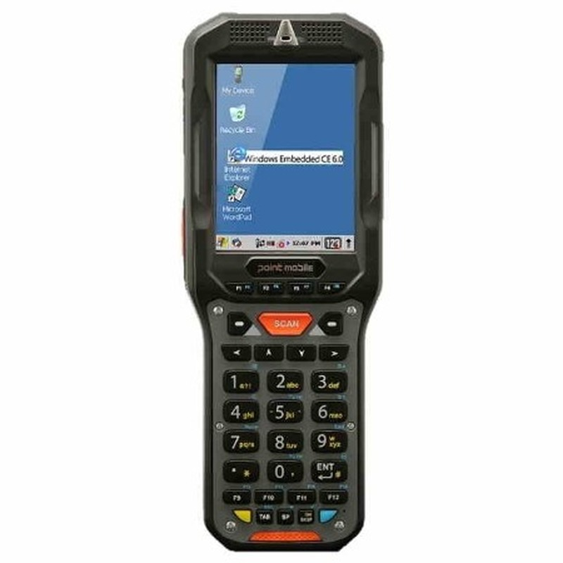 Терминал сбора данных Point Mobile PM450, Android, 2D